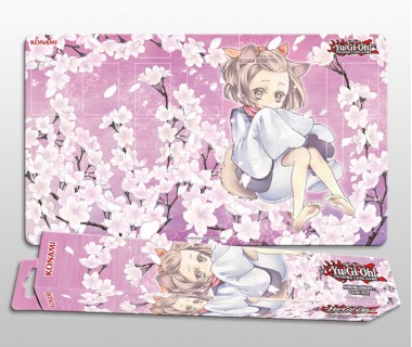 YuGiOh Ash Blossom Game Mat