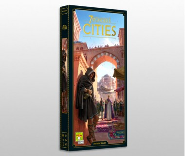 7 Wonders Cities expansion - 2nd Edition