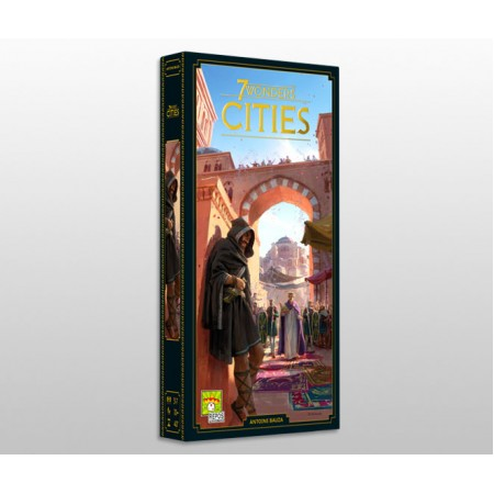 7 Wonders Cities 2nd Edition