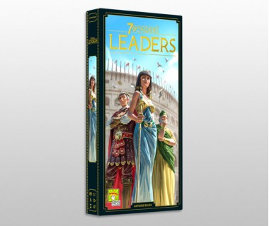 7 Wonders Leaders 2nd Edition