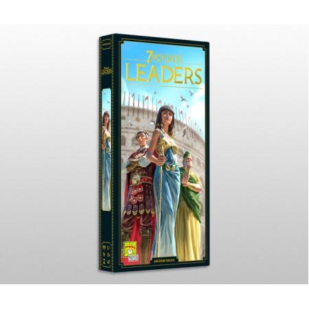 7 Wonders Leaders 2nd Edition
