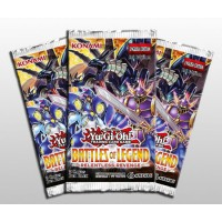 YuGiOh Battles of Legend: Relentless Revenge Booster