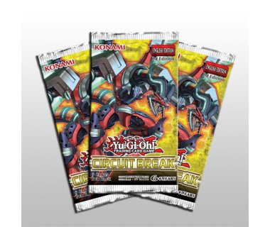 YuGiOh Circuit Break Booster