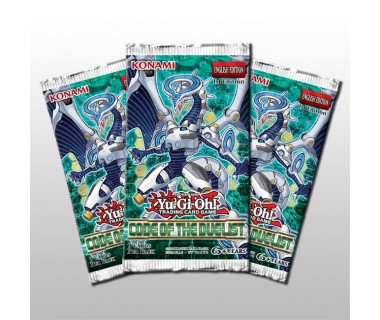 YuGiOh Code of the Duelist booster