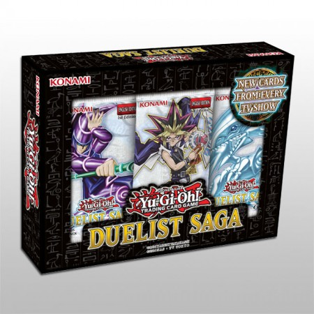 YGO Duelist Saga