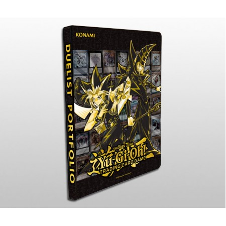 YuGiOh Golden Duelist Collection Duelist Portfolio