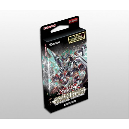 YuGiOh Savage Strike Special Edition