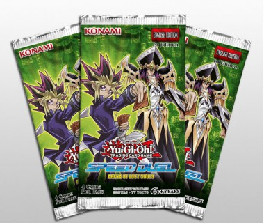 YuGiOh Arena of Lost Souls Booster