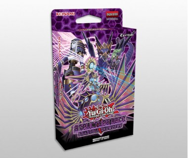 YuGiOh Shaddoll Showdown Structure Deck