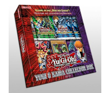 YuGiOh Yugi-Kaiba Collector Box