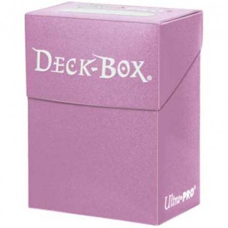 Кутийка за карти - розова