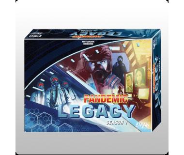 Pandemic Legacy - Blue box