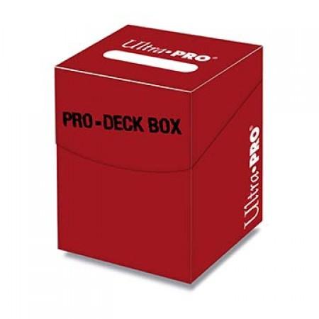 Кутия за карти PRO-100 - червена
