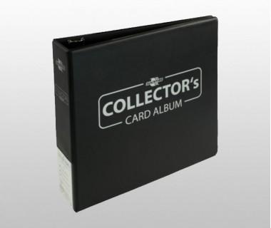 Колекторски албум за карти Blackfire - черен