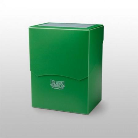 Кутийка за карти Dragon Shell - зелена