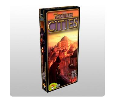 7 Wonders Cities разширение