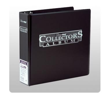 """3"""" Колекторски албум за карти - черен"""