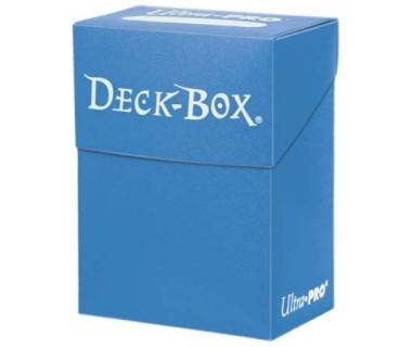 Кутийка за карти - светло синя