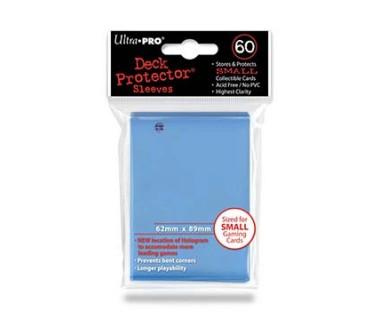 Малки протектори (60) светло сини
