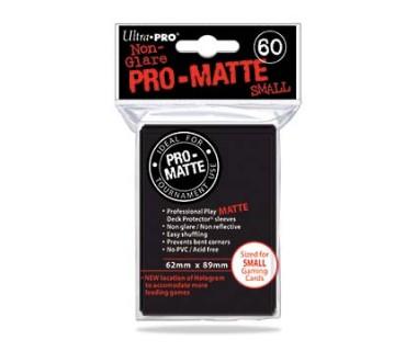 Малки протектори Pro-Matte (60) черни