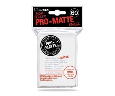 Малки протектори Pro-Matte (60) бели
