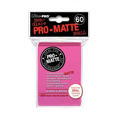 Малки протектори Pro-Matte (60) цикламени
