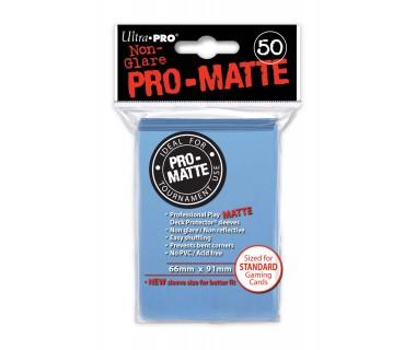 Стандартни протектори Pro-Matte (50) светло сини