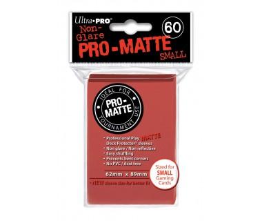 Малки протектори Pro-Matte (60) червени