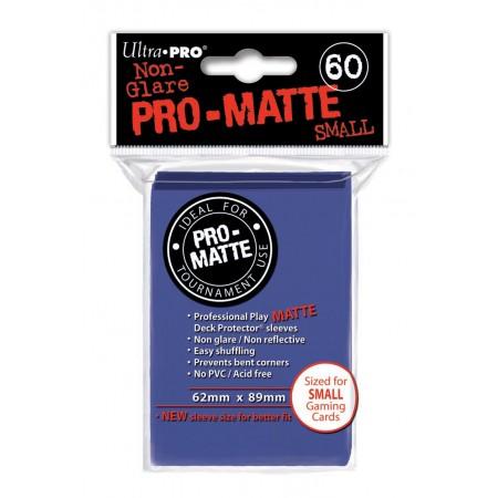 Малки протектори Pro-Matte (60) сини