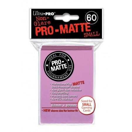Малки протектори Pro-Matte (60) розови