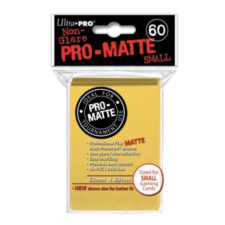 Малки протектори Pro-Matte (60) жълти