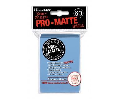 Малки протектори Pro-Matte (60) светло сини