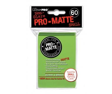 Малки протектори Pro-Matte (60) светло зелени