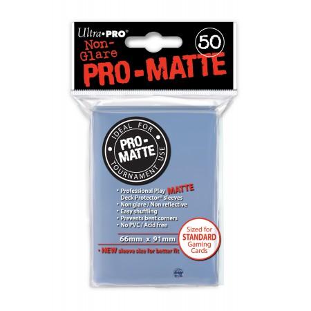 Стандартни протектори Pro-Matte (50) прозрачни