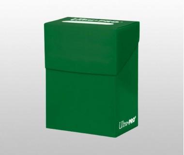 Кутийка за карти - гористо зелено