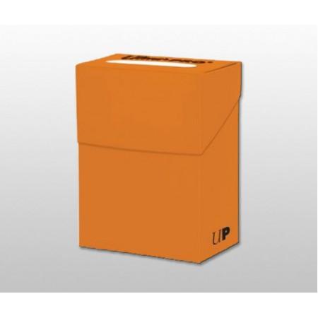Кутийка за карти - тиквено оранжево