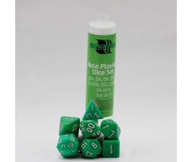 Многостенни зарчета комплект Blackfire - зелени