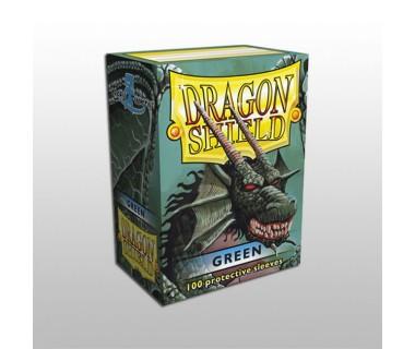 Стандартни протектори Dragon Shield (100) зелени