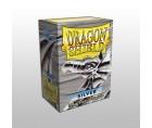 Стандартни протектори Dragon Shield (100) сребърни