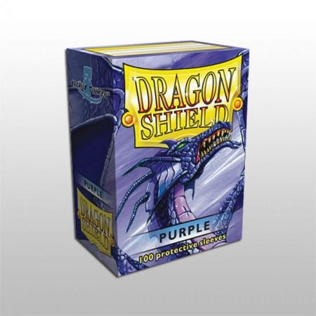 Стандартни протектори Dragon Shield (100) лилави