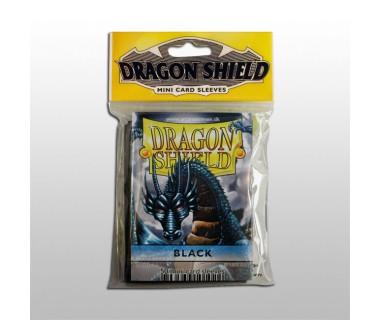 Малки протектори Dragon Shield (50) черни