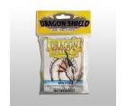 Малки протектори Dragon Shield (50) бели