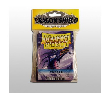 Малки протектори Dragon Shield (50) лилави