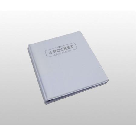 Мини папка с листа Blackfire - А5 бяла