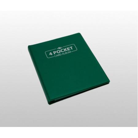 Папка с листа Blackfire - А5 зелена