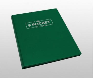 Папка с листа Blackfire - А4 зелена