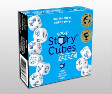 Rory''s Story Cubes - Действия