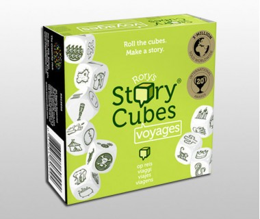 Rorys Story Cubes Voyages