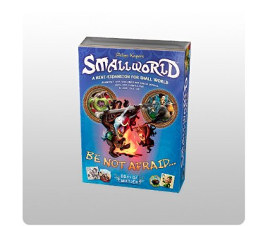Smallworld Be Not Afraid разширение