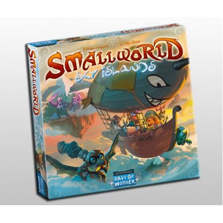 Smallworld разширение Sky Islands
